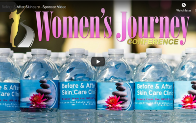 Before and After Skincare's Community Outreach -Girls Self-Esteem Conference