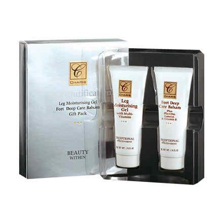 CHARIS Leg Beautification Gift Pack 2 in 1