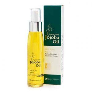 CHARIS Pure Jojoba Oil