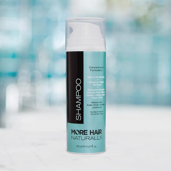 More hair naturally shampoo product image